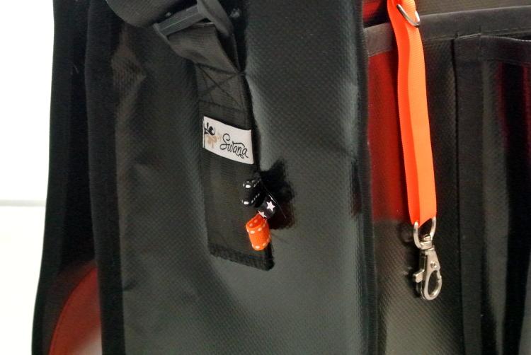 • nähen • Tasche aus Plane mit Details