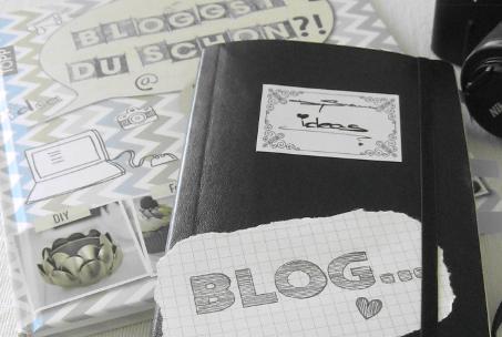 • mein blog und ich und so • Bloggst Du schon?!