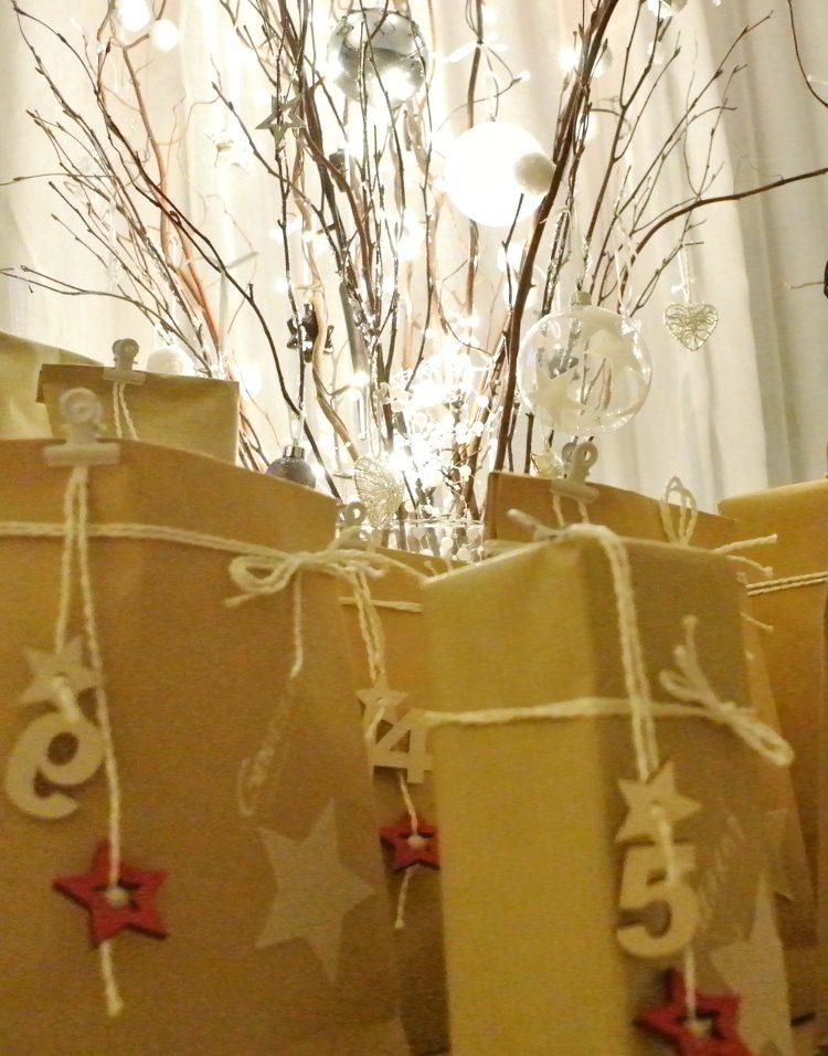 • diy • Adventskalender-Liebe • verpacken, verschenken • Vorfreude
