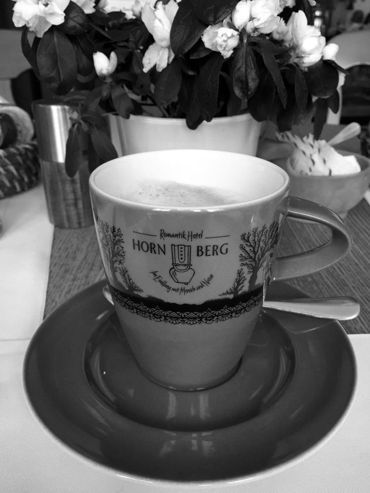• on tour • Winter, Sonne und Ferien • Kaffee trinken