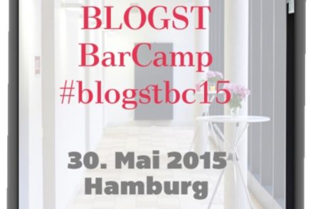 • on tour • auf an das BLOGST BarCamp in Hamburg