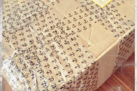 • mein Blog & ich & so • uiuiui... ein Paket erhalten • angekommen