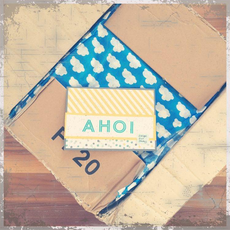 • mein Blog & ich & so • uiuiui... ein Paket erhalten • Ahoi