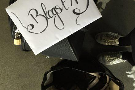 • on tour • heute gibts Konfetti es ist Blogstzeit • auf nach Köln • Blogst 15