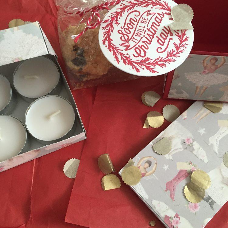 • mein Blog & ich & so • Wenn man Geschenke vor Weihnachten bekommt