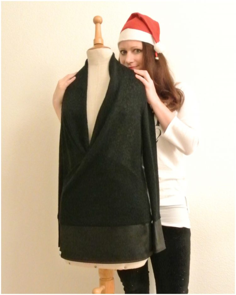 • nähen • Es ist soweit! • Lovely Nikolaus Sweater Sewalong • Strickpullover genäht