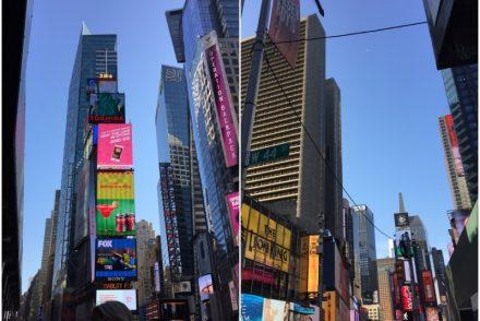 Miami to New York