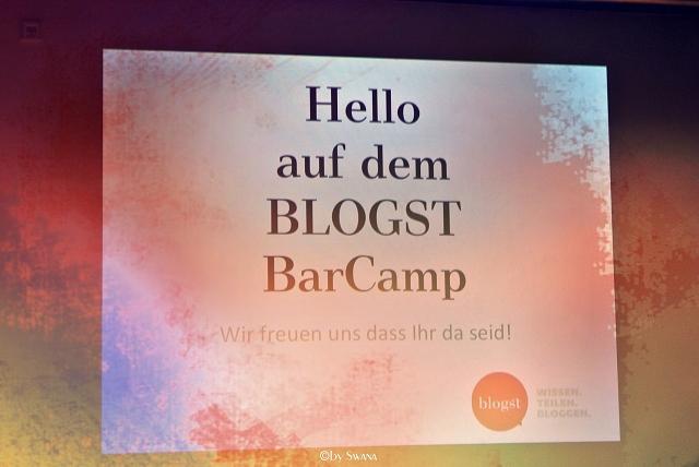 • on tour • ich hab was zu erzählen über die Blogst BarCamp 2015 • Hello