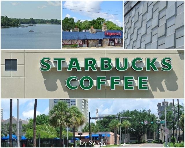 • on tour • einen Tag nichts tun in Jacksonville • Kaffee geht immer!!