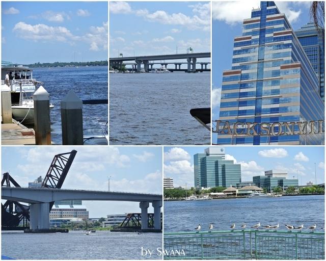 • on tour • einen Tag nichts tun in Jacksonville • Nachmittagsspaziergung