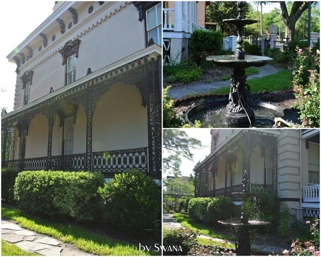 • on tour • Reise von Miami nach New York - Wilmington • wunderschöne Häuser