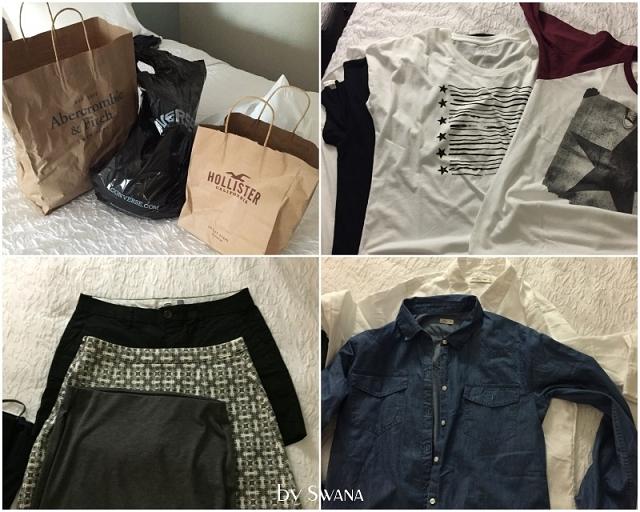• on tour • Es geht weiter nach Middletown • oh, Shoppingtour :)