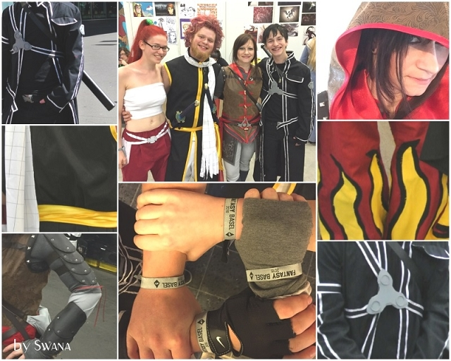 • nähen • Comicon • Fantasy Basel 2016 • geschafft - wir kommen!