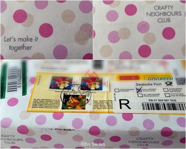 • mein Blog & ich & so • Wenn man Geschenke vor Weihnachten bekommt • Verpackungskünste