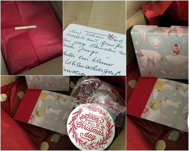 • mein Blog & ich & so • Wenn man Geschenke vor Weihnachten bekommt • Inhaltszauber