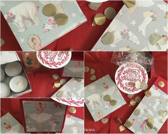 • mein Blog & ich & so • Geschenke vor Weihnachten • Konfetti und ein bisschen Weihnachtszauber