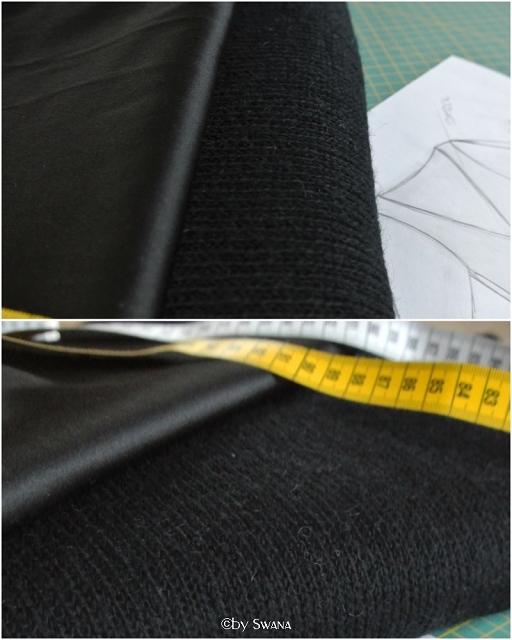 • nähen • mit dabei beim Lovely Nikolaus Sweater - Sewalong • Material