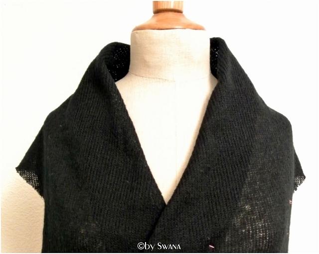 Lovely Nikolaus Sweater Sewalong Zwischenbericht • in Arbeit