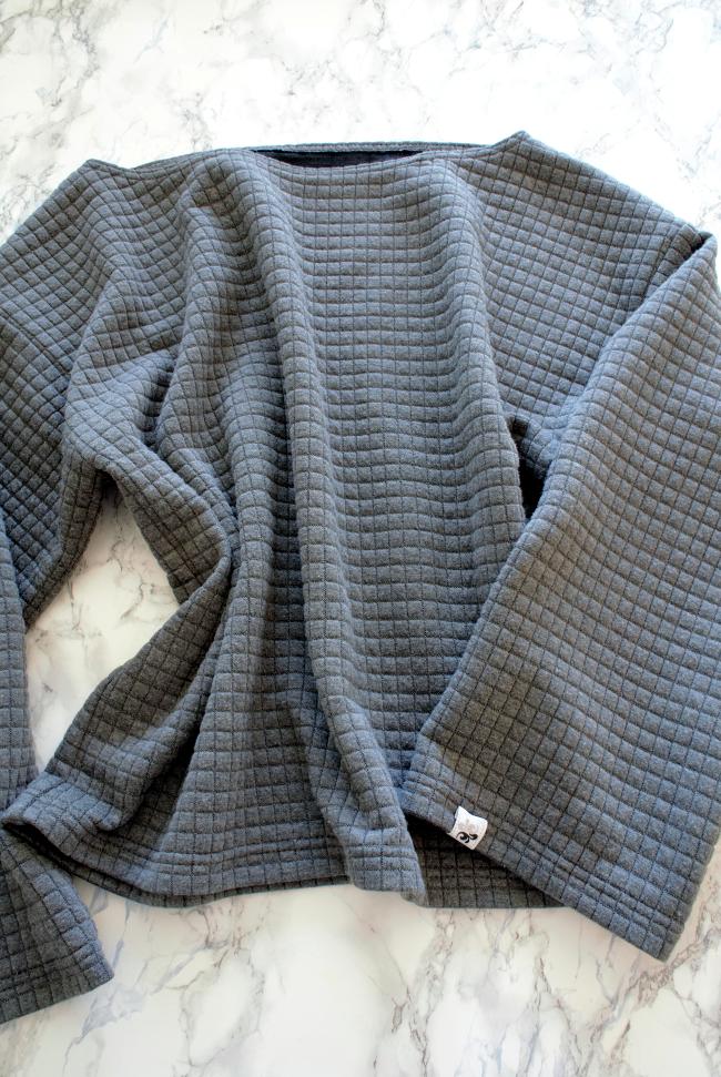 • nähen • Pullover aus Jacquard Jersey • so schön weich