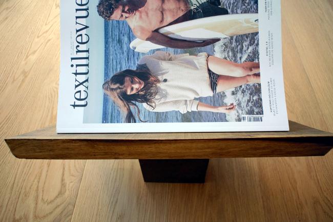 • diy • Zeitschriftensammler aus Holz • schön lasiert