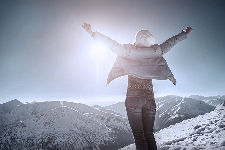 Mehr Bewegung für Mich • be happy | Shutterstock • Andrey Yurlov • Energie tanken