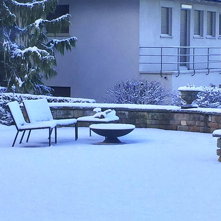 tell a story • Lieblingsplatz • Schnee im Dezember 2017