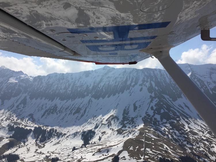 tell a story • mein Ruhepol • die Schweiz von oben