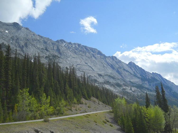 Unterwegs mit dem Auto in Kanada