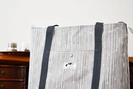 • nähen • Taschenspieler 4 • ein Raumwunder - die Ruckzuck Tasche