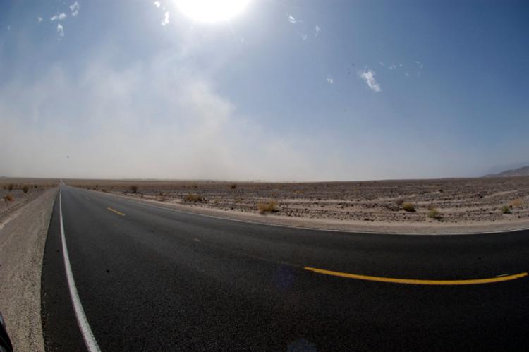 die unendlichen Weiten - Unterwegs mit dem Auto im Westen von Amerika