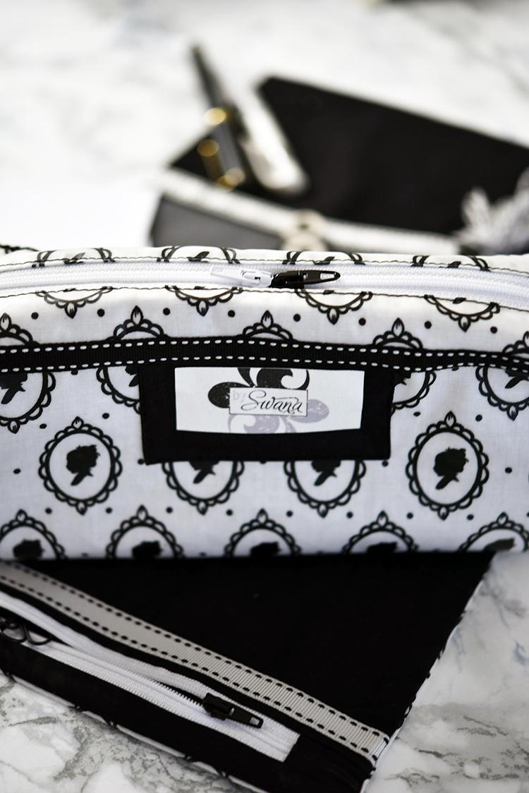 Roll up - Innentasche ist dank Klettverschluss abnehmbar