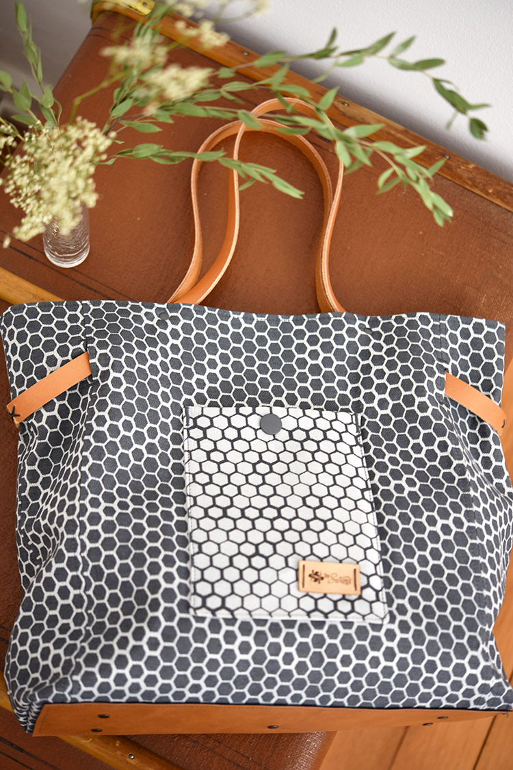 • nähen • Carry Bag • TS 4 sew along • Stöffchenliebe