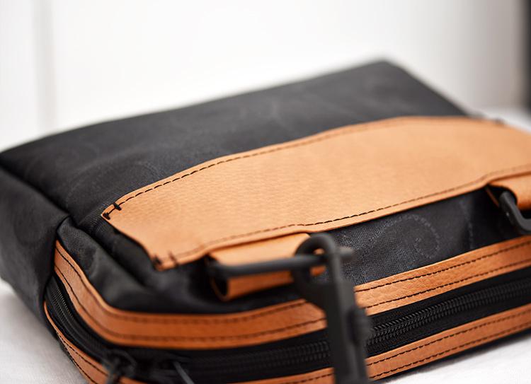 nähen • TS 4 sew along • Hüfttasche • die Rückseite