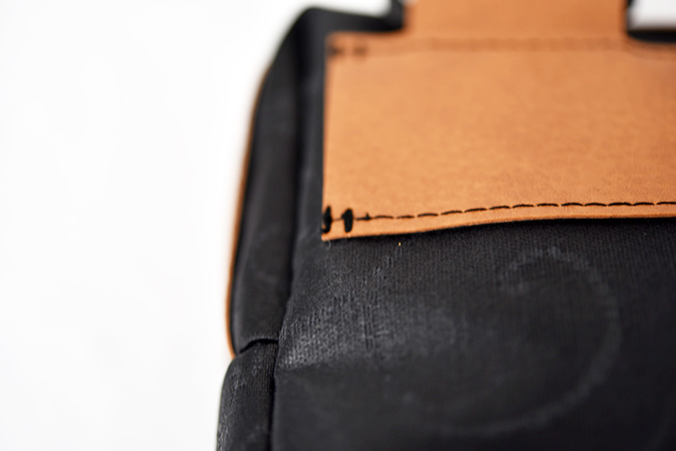 nähen • TS 4 sew along • Hüfttasche • der Riegel