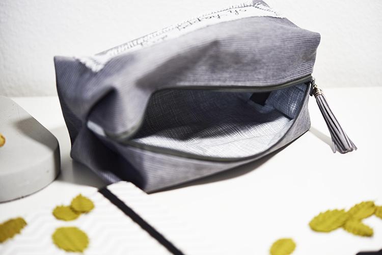 • nähen • Taschenspieler 4 Sew Along • die kleine feine PopUp-Tasche • Innenleben