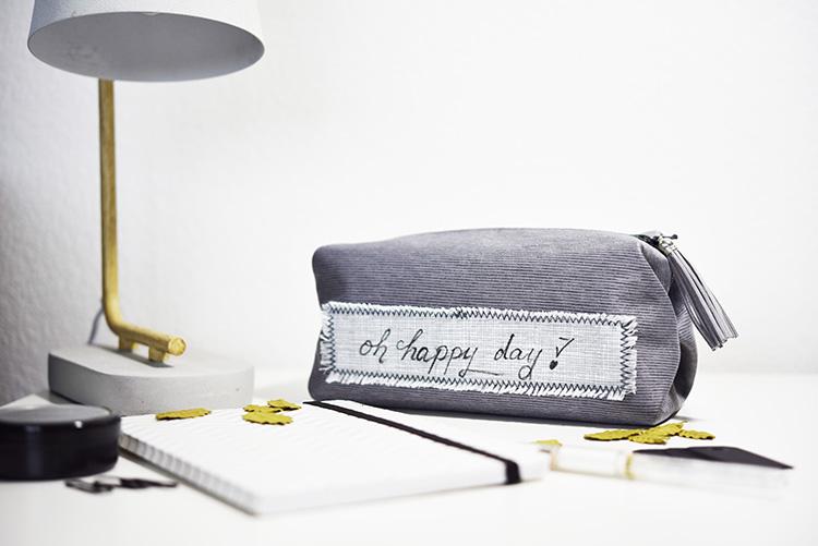 • nähen • Taschenspieler 4 Sew Along • die kleine feine PopUp-Tasche